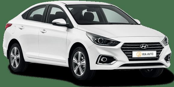 Hyundai Solaris 2014г МКПП